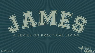 James: A Series on Practical Living – Chapter 1
