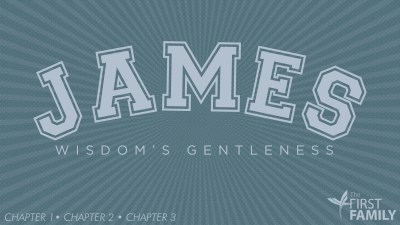 James: Wisdom's Gentleness