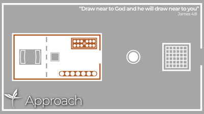Approach: Week 4 – The Holy Place