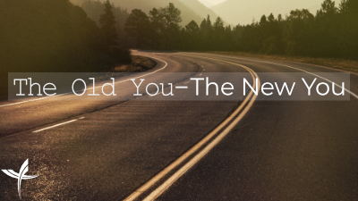 The Old You – The New You